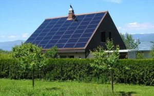 solar power roofing